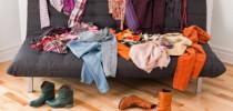 Bequeme und passende Tagwäsche für einen langen Studientag