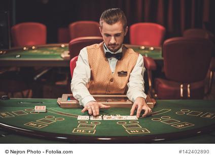 Aushilfsjobs im Casino - auch für Studenten geeignet